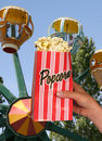 Popcorn Royalty Free Stock Image - 858686