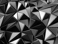 Abstract Metal Triangle Structure Background Stock Photography - 85051122