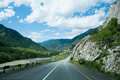 Road In The Mountains Stock Image - 85077621