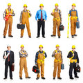 Builder People Royalty Free Stock Image - 8514826
