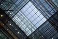 Glass Roof Stock Image - 8519101