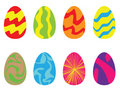 Easter Eggs Royalty Free Stock Photos - 8520048