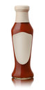 Glass Bottle Of Hot Tomato Sauce Royalty Free Stock Image - 85228806