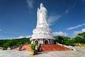 Majestic View Of The Lady Buddha The Bodhisattva Of Mercy Royalty Free Stock Photos - 85244838
