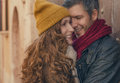 Lovers Travel On Valentine To Antic Places Stock Images - 85248334