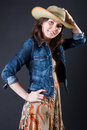 Cowboy Royalty Free Stock Images - 8535979