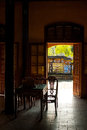 Inside Of Garden House In Hue Imperial Palace Royalty Free Stock Photos - 85308828
