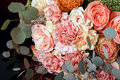 Bouquet Of Roses Stock Photography - 85326162