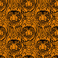 Optical Illusion Animal Print. Royalty Free Stock Photography - 85419197
