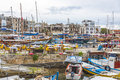 Kyrenia Girne Old Harbour, Northern Cyprus Royalty Free Stock Photography - 85453227