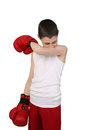 Boy Boxer Royalty Free Stock Image - 85484166