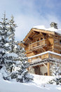 Nice Chalet Royalty Free Stock Image - 8559566