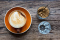 Cup Of Hot Coffee Stock Photos - 85545583