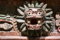 Animal Carved At An Old Aztec Temple In Mexico Royalty Free Stock Photos - 85561078