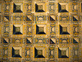 Portuguese Tiles At Monastery Of St. Vincent Outside The Walls, Lisbon, Portugal Stock Photos - 85576983