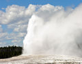 Old Faithful, Yellowstone National Park Stock Images - 85624214