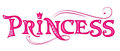 Princess. Pink Title. Royalty Free Stock Images - 85704309