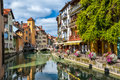 View Of The Old Town Of Annecy. France. Royalty Free Stock Images - 85722709