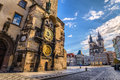 Prague Old Town Square Royalty Free Stock Images - 85735529