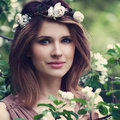 Perfect Woman With Healthy Skin And Hair Royalty Free Stock Image - 85744506