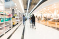 Abstract Blur Shopping Mall Interior Royalty Free Stock Photo - 85756745