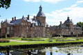 The Historic Castle Anholt, Germany Royalty Free Stock Photo - 85767675