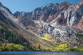 Cold Morning At Convict Lake Royalty Free Stock Images - 85780009