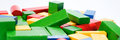 Toys Blocks, Multicolor Wooden Building Bricks Royalty Free Stock Images - 85797429