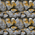 Seamless Tile Pattern Of A Stone Wall Stock Photo - 8580280