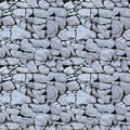 Seamless Tile Pattern Of A Stone Wall Royalty Free Stock Image - 8580316