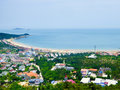 Overlooking Qingdao City From Laoshan Royalty Free Stock Photos - 85821588