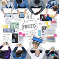 Process Action Activity Practice Procedure Task Concept Royalty Free Stock Photo - 85878725