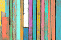 The Colorful Artwork Painted On Wood Material Stock Photography - 85889022