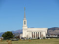 Star Valley Temple Royalty Free Stock Photo - 85916485