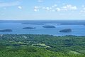 Acadia National Park. Islands Stock Images - 85975754