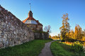 Korela Fortress Stock Photo - 85982500