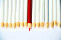 Red Pencil Royalty Free Stock Images - 85991619