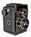 Old Russian Photo Camera Stock Photography - 8601562