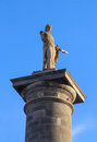 Nelson S Column In Montreal Canada, A Monument Erected In 1809 At Place Jacques-Cartier Stock Image - 86025191