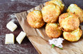 Cheese Muffins Royalty Free Stock Photos - 86028728