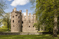 Huntly Castle In Scotland. Stock Photo - 86035270