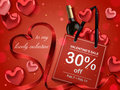 Valentine`s Day Concept Royalty Free Stock Photography - 86060017