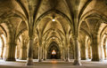 Spectacular Architecture Inside The University Of Glasgow Main Building. Royalty Free Stock Photo - 86125065