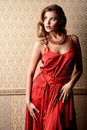 Ruby Necklace Royalty Free Stock Images - 86128959