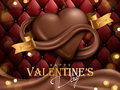 Valentine Day Chocolate Royalty Free Stock Photography - 86134277