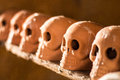 Day Of The Death Skulls Stock Image - 86198511