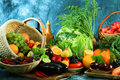 Fruits And Vegetables Royalty Free Stock Image - 8633686