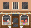 Sweet Shop. Street Stall Of Candy. Royalty Free Stock Photography - 86370637