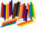 Children S Oil Pencils Royalty Free Stock Image - 8642716