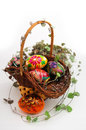 Easter Basket Royalty Free Stock Photo - 8649075